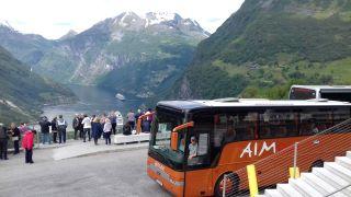 Buss ja Geiranger